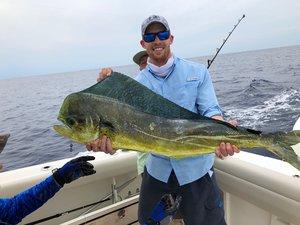 Dr. Ellis at Fishing