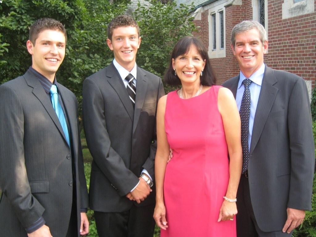 Dr. Gary Family