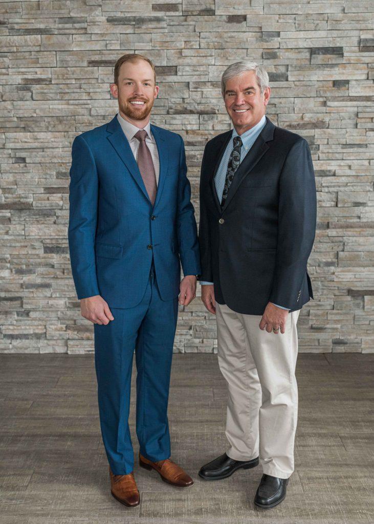 Dr. Ellis and Dr. Hubbard